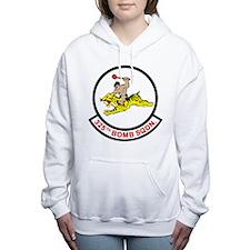 325_bomb_squadron.png Women's Hooded Sweatshirt