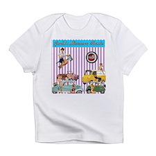 Gould's 19th Microcar Classic Design Infant T-Shir