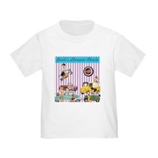 Gould's 19th Microcar Classic Design T-Shirt