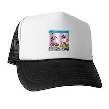 Funny Sexy car Trucker Hat