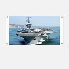 USS Nimitz CVN-68 Banner