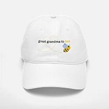 Great Grandma To Bee Baseball Baseball Baseball Cap