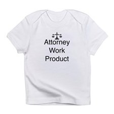 Cute Attorney Infant T-Shirt