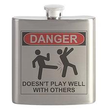 Cute Wells Flask