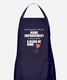 Unique Spouse ideas Apron (dark)