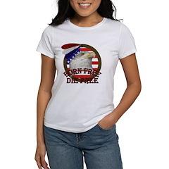Born Free American Eagle Tee