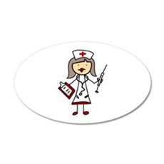Nurse Wall Decal