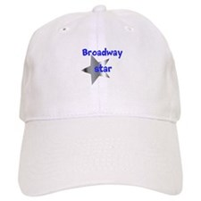 Broadway Star Baseball Cap