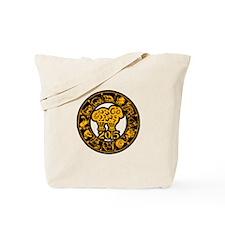 Chinese Zodiac New Year 2015 Tote Bag
