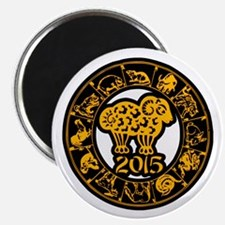 """Chinese Zodiac New Year 201 2.25"""" Magnet (10 pack)"""