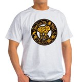 2015 sheep Mens Light T-shirts