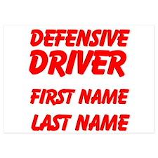 Defensive Driver Invitations