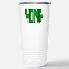 Iowa Home Stainless Steel Travel Mug