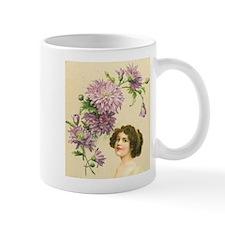 Edwardian Flapper Mug