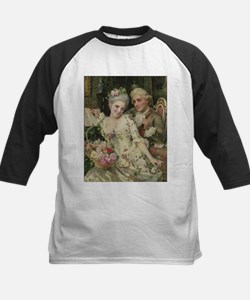 Rococo Couple In Love Tee