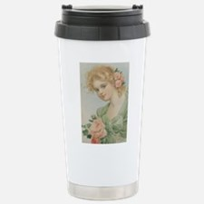 Flowers And Romance For Every Girl Travel Mug