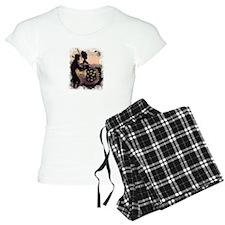 The Georgian Swing in Portrait pajamas