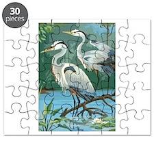 Egrets Puzzle