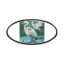 Egrets Patches