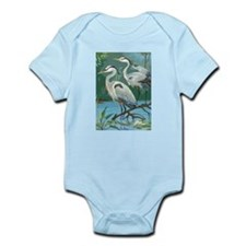 Egrets Infant Bodysuit