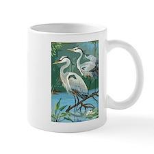Egrets Mug
