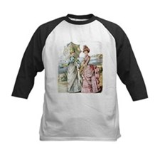 Duo of Victorian Ladies Tee