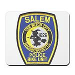Salem Bike Police Mousepad