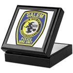 Salem Bike Police Keepsake Box