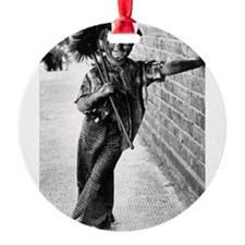 Victorian Chimney Sweep Ornament