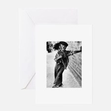 Victorian Chimney Sweep Greeting Card