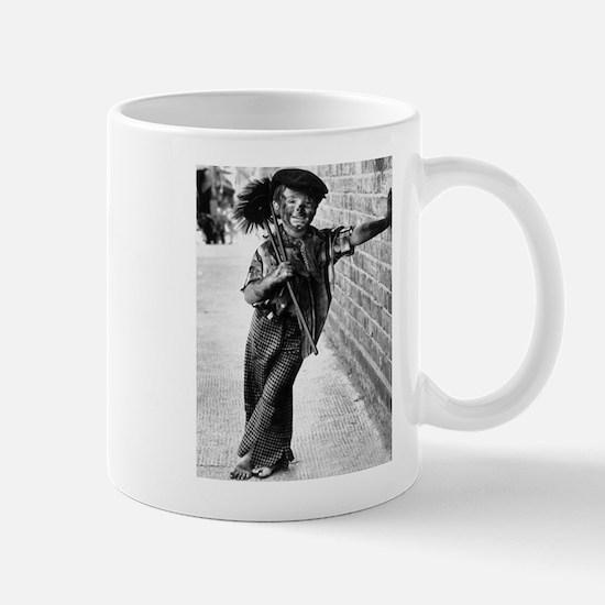Victorian Chimney Sweep Mug