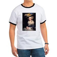 18th Century Portrait of Abigail Adams T