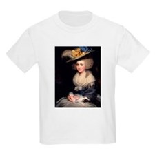 18th Century Portrait of Abigail Adams T-Shirt