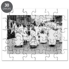 Suffragettes Puzzle
