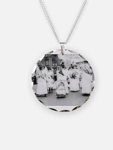 Suffragettes Necklace
