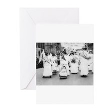 Suffragettes Greeting Cards (Pk of 20)