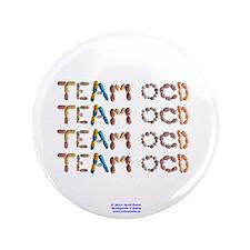 """Team Ocd Button 3.5"""" Button (100 Pack)"""