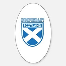 Cute Scottish independance Decal