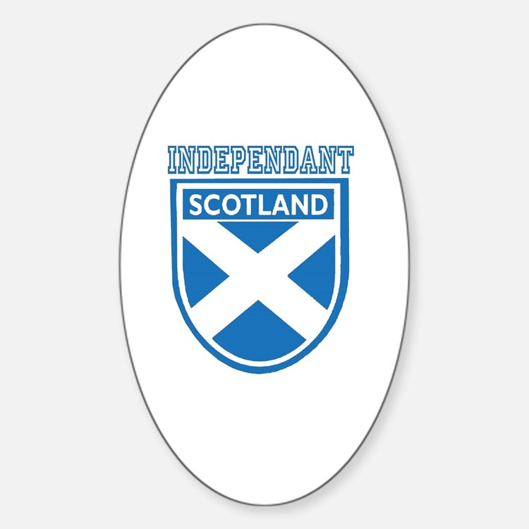 Cute Independance for scotland Decal