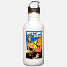 Robotmen of the Lost P Sports Water Bottle