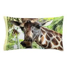 WILD GIRAFFE Pillow Case