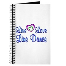 Live Love Line Dance Journal