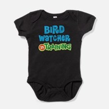 Bird watcher in training Baby Bodysuit