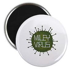 Miley Virus 3 Magnet