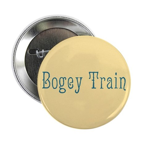 """Bogey Train 2.25"""" Button (10 pack)"""