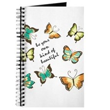 Be Your Own Beautiful Butterflies Journal
