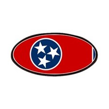 Tennessee State Flag 2 Patches
