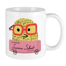 Nerdy Chicks Rule Summer School Mug Mugs