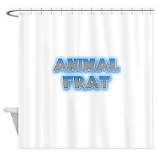 Animal Frat Shower Curtain