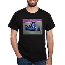 Kart Racer Inverted Color T-Shirt